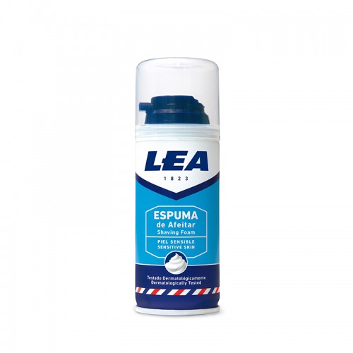 Espuma de Afeitar Lea Sensitive Skin 100 ml.