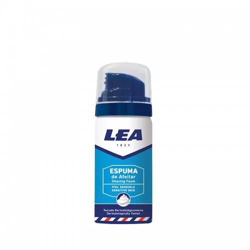 Espuma de Afeitar LEA Sensitive Skin 35 ml.