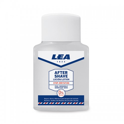 After Shave Loción Stop-Irritation LEA 125 ml.
