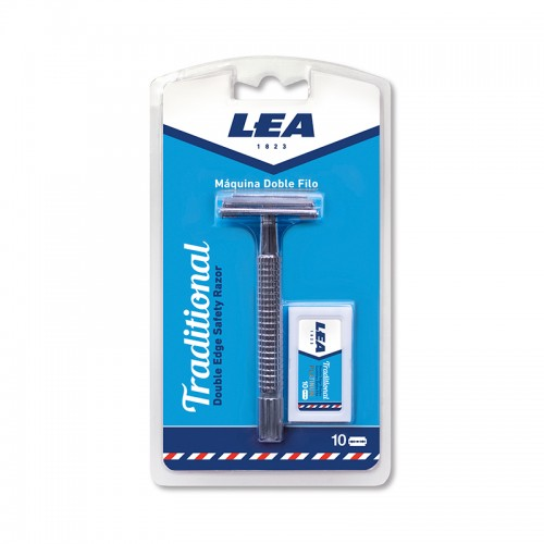 LEA Traditional Safety Razor