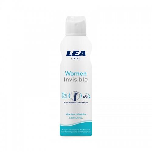 LEA Women Invisible Deo...