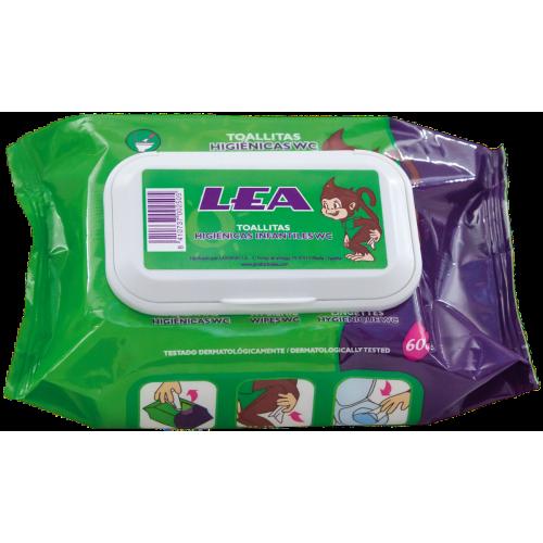 Papel Higienico Infantil WC LEA  60 uds.