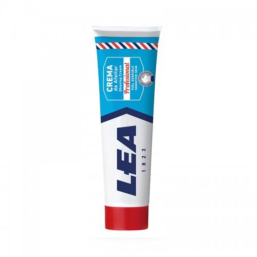Crema de Afeitar Con Brocha Profesional LEA 250 g.