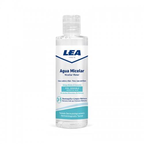 Agua Micelar Desmaquillante LEA Women 200 ml.