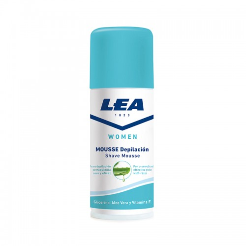 Mousse Depilación LEA Women 100 ml.
