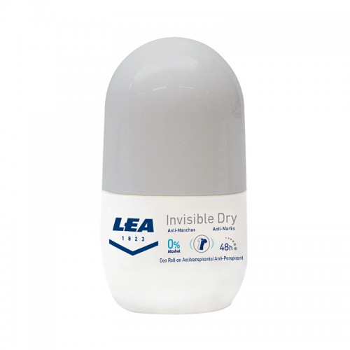 LEA Invisible Dry Deo Roll on 50 ml.